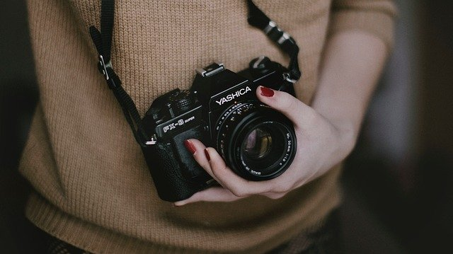 Photographer Camera Photography - Free-Photos / Pixabay